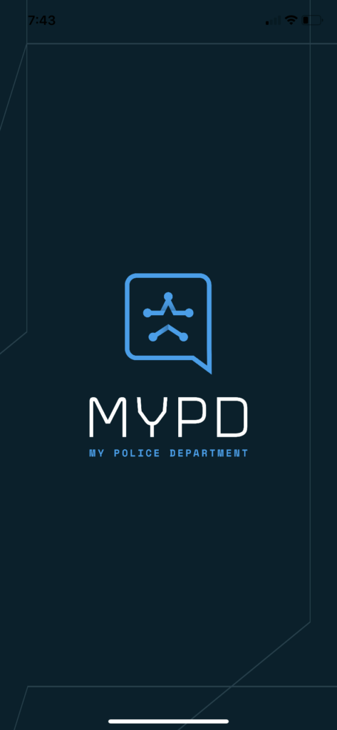 My Police Department App