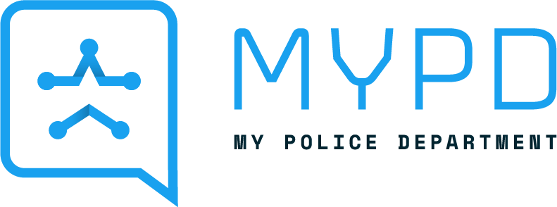 My Police Department App Logo